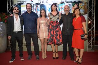 Jose María Cabral. Che Castellanos. Paula Ferry. Yanira Ferrer. Rubén Abud. Eva Arias. Premios La Silla.