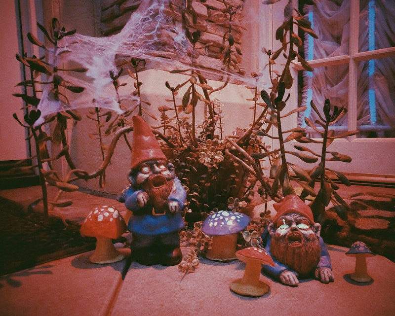 My Beloved Zombie Garden Gnomes