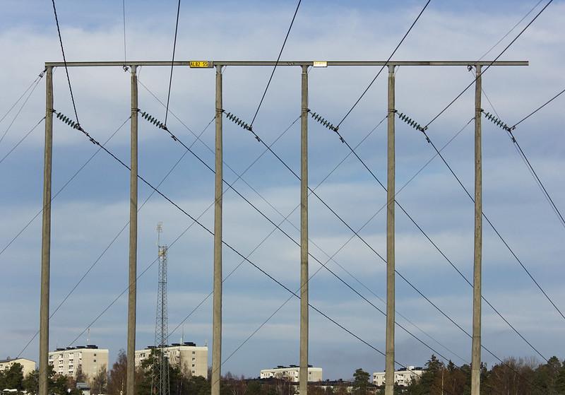 Poles & Wires