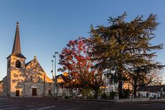 L'automne à Fleury-les-Aubrais