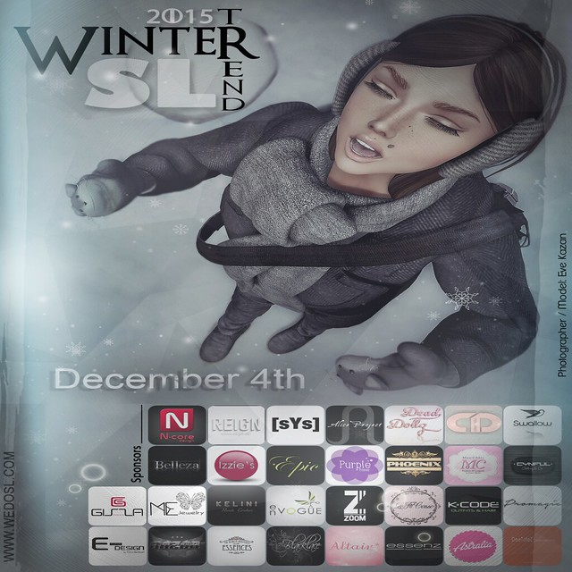 Winter Trend 2015 - New Poster