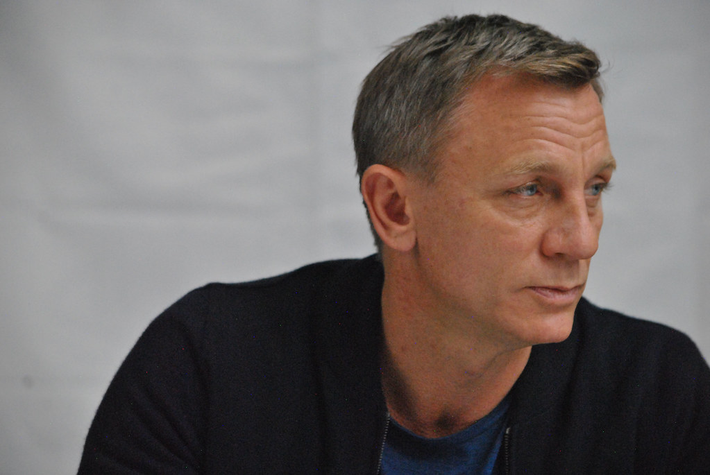 Дэниел Крэйг — Пресс-конференция «007: СПЕКТР» 2015 – 40