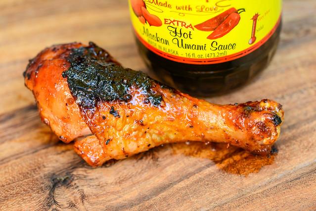Extra Hot Alaskan Umami Sauce