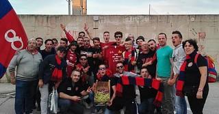 Rutigliano-Ultras Nuova Guardia grandi novità in dirittura d'arrivo-A ottobre scorso il 'gemellaggio' Canosa - Rutigliano