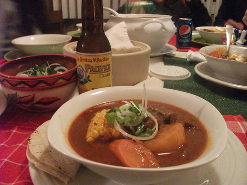 Red Chile Stew