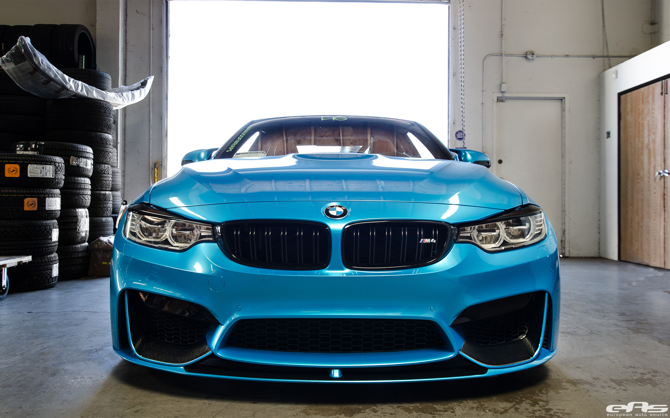 Pearlescent Mexico Blue F82 M4 Bmw Performance Parts Amp Services
