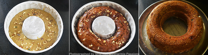 How to make Easy Fruit Cake Recipe - Step5