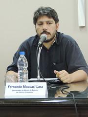 Panorama Internacional FEE | 2ª edição - Painel 25 anos do Mercosul - dez/2015 - Fernando Lara