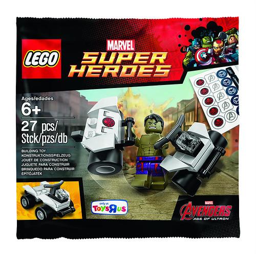 LEGO Marvel Super Heroes Hulk Polybag 30084