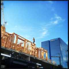 { Denver is constantly under construction }