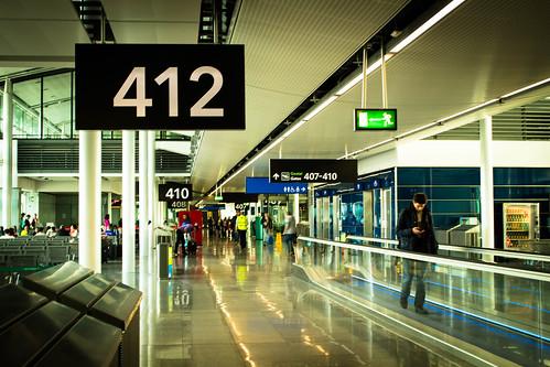 Gate 412