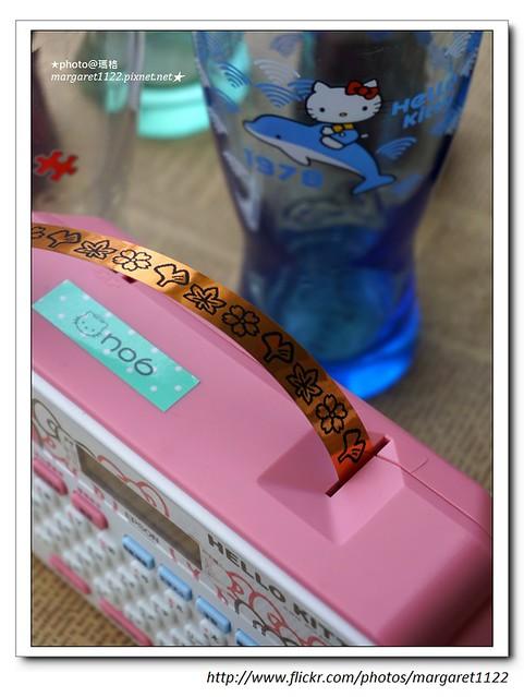 EPSON台灣限定版Hello Kitty標籤機