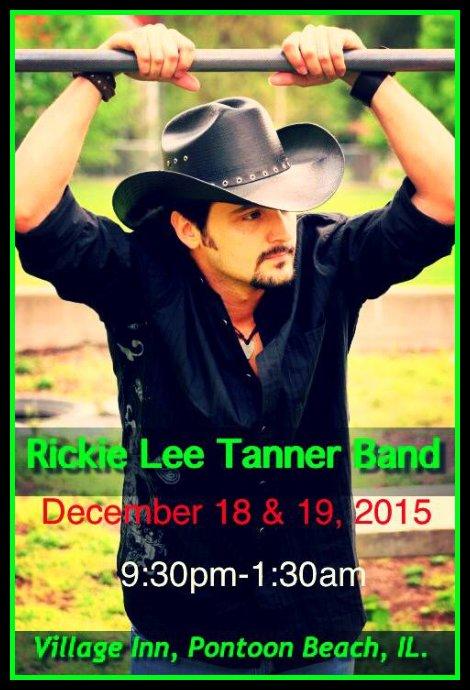 Rickie Lee Tanner 12-18, 12-19-15