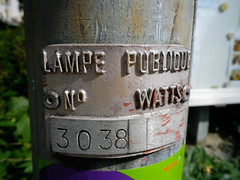Public lamppost