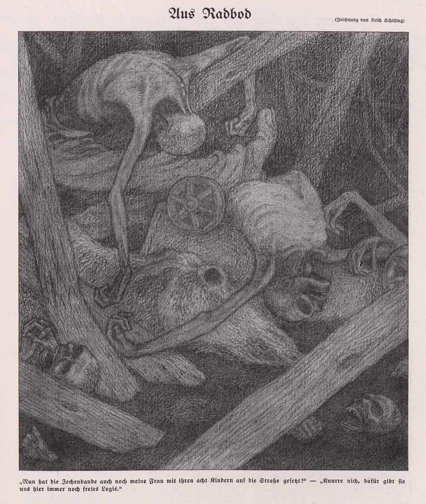 Erich Schilling - From Radbod, 1909