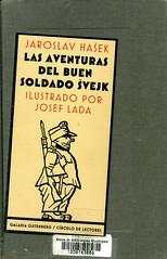 Jaroslav Hasek, Las aventuras del buen soldado Svejk