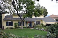 Colin Smith House, Paul R. Williams 1934
