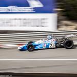 2016 Monaco GP Historique: Matra MS120B