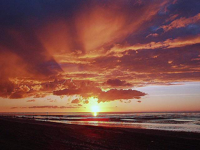 073 December sunset