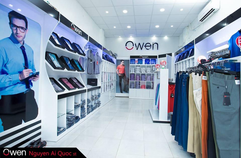 Thời trang nam Owen Biên Hòa