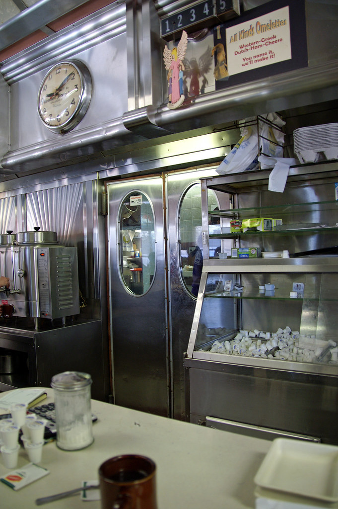 Vale Rio Diner Phoenixville PA Pennsylvania Moved 2008 Retro Roadmap