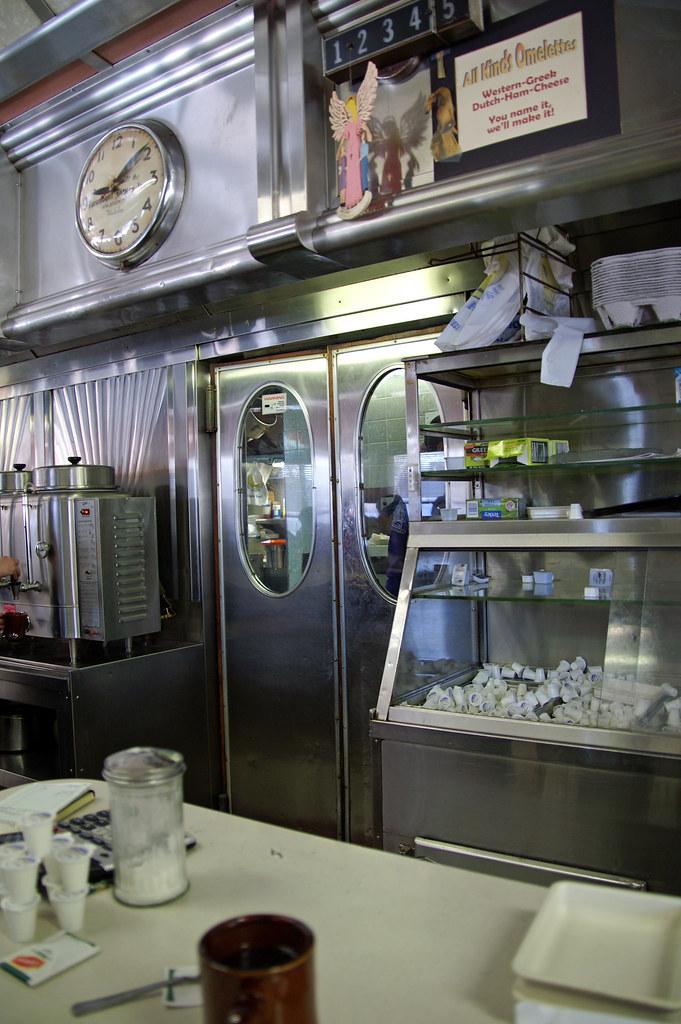 Vale Rio Diner Phoenixville PA Pennsylvania Moved 2008 Retro Roadmap