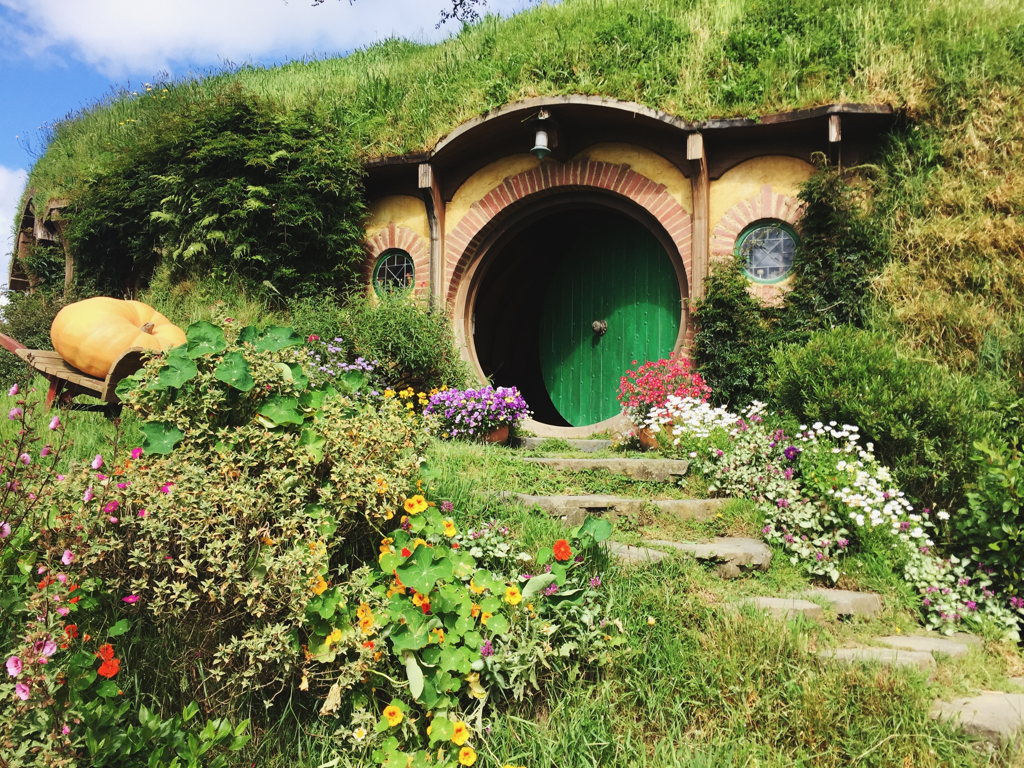 Hobbiton - Bag End