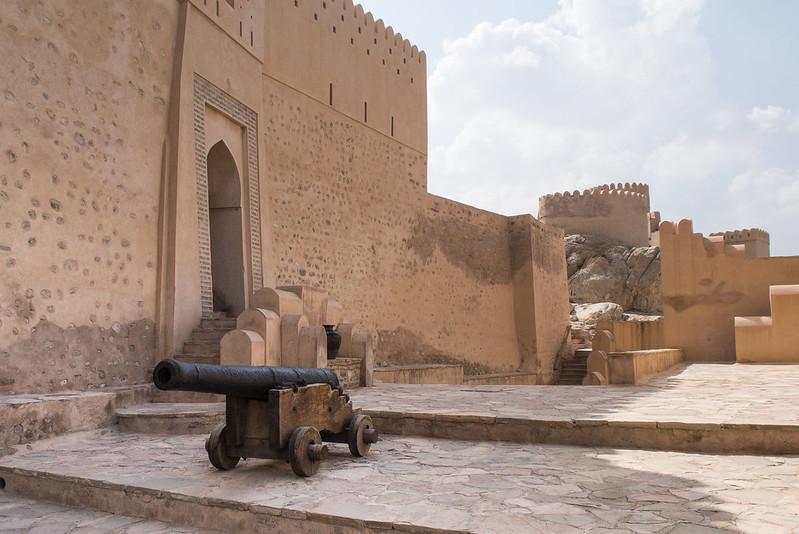 Oman // - Nakhal Fort