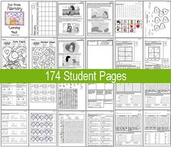 February Learning Pack - 2nd Grade