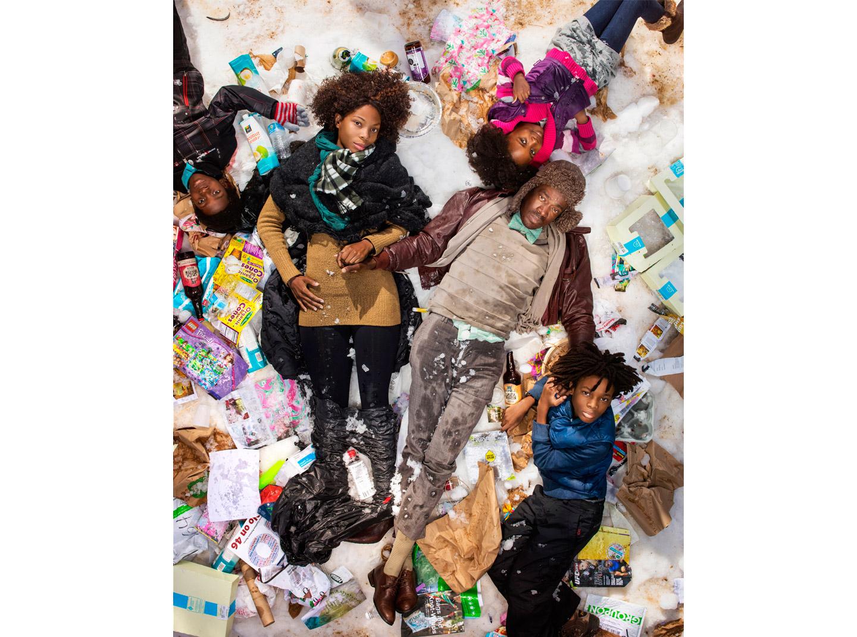 與你的垃圾共枕眠:上帝用七天創造世界,人類用七天創造垃圾18