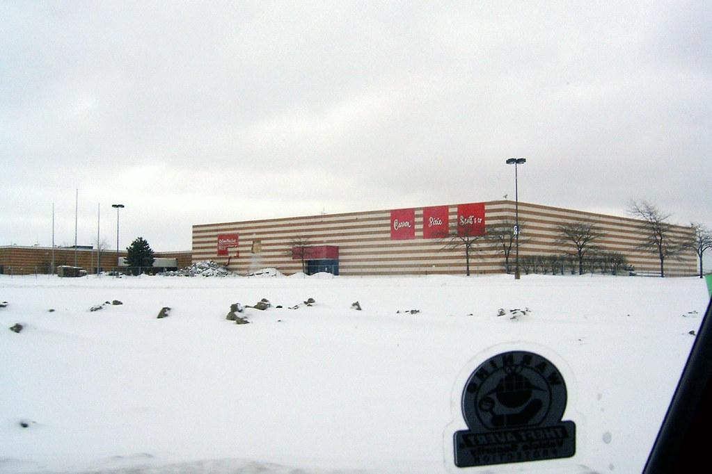 Lakehurst Mall demo: February 2004