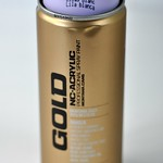 White Lilac Gold Montana Spray Paint 1