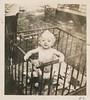 Cute little boy in an outdoor crib 2 by simpleinsomnia