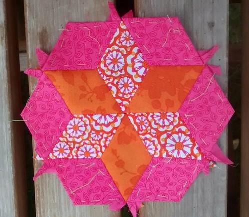 Hexagon star number 19