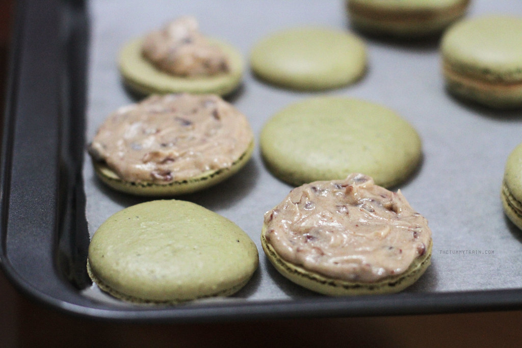 21061721046 ffcf3f4dbe b - Matcha Macarons with Red Bean Filling + My Japan Travel Video!