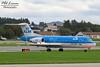 KLM Cityhopper - PH-KZN by Pål Leiren
