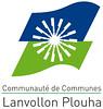 Logo Communauté de communes Lanvollon-Plouha