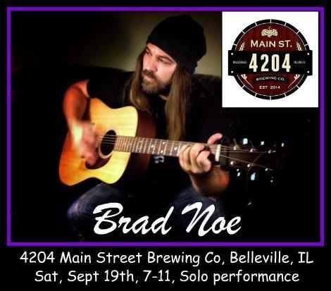 Brad Noe 9-19-15