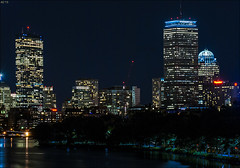 Boston, MA [1] – View from University Bridge