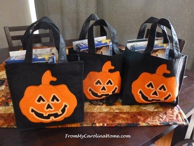 Halloween bags 1