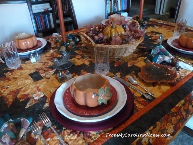 Autumn Tablescape 6