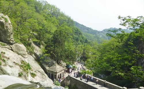 CH-Mont Taishan-Descente-Escalier (11)