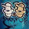 Below? #wheatpaste #pasteup #graffiti #StreetArt #urbanart #EastVillage #Manhattan #NYC