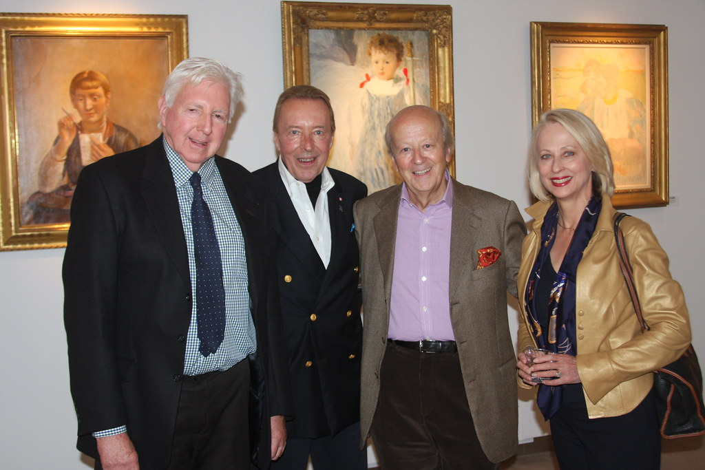 James von Fahnestock, John Wegorzewski, Fabrice Moussus, Jeanette Haktoen