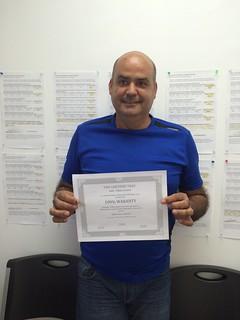 Abel Perez Vichot - Municipal Credit Service Corp Affiliation 2015-10-02