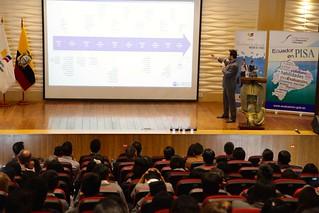 Presentación PISA-D en Mineduc