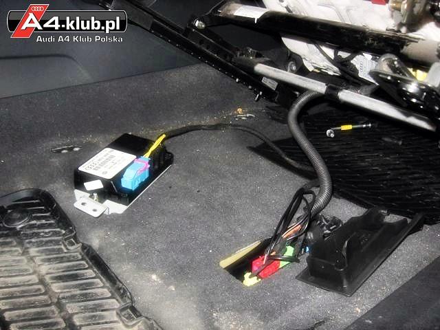 75237 - Instalacja modułu pamięci ustawień fotela kierowcy i lusterek - 26