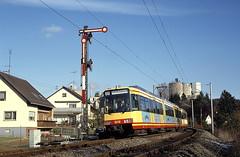 * AVG   Stadtbahn  801  bis  812