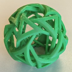 Knotted tetrahedra