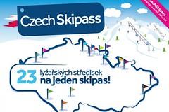 Czech Skipass 15/16: už 23 středisek!
